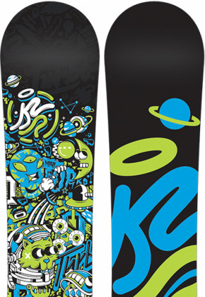 K2 Snowboarding Mini Turbo