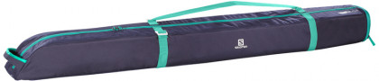 Salomon Extend 1P 165+20 Skibag - šedá