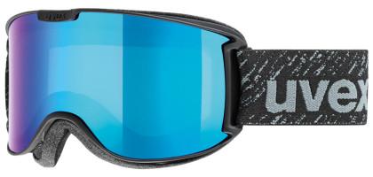 Uvex Skyper LM - černá/modrá