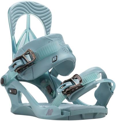 K2 Snowboarding Yeah Yeah - modrá