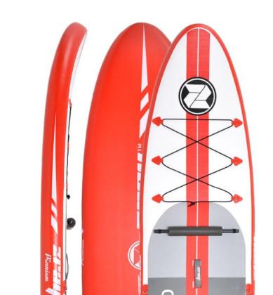 """Zray Touring A1 9'10""""- 30"""" - bílá/červená"""