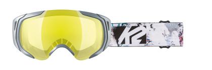 K2 PhotoAntic DLX - šedá/žlutá