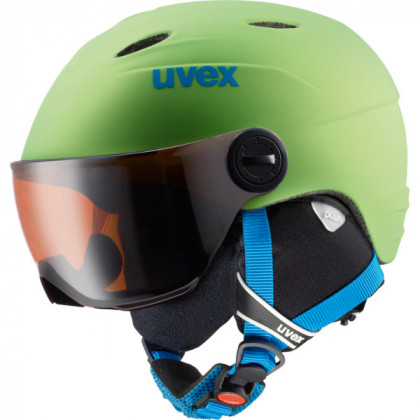 Uvex Junior Visor Pro - zelená
