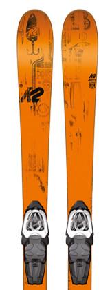 K2 Juvy 129 - 139 cm + Fastrak2 7