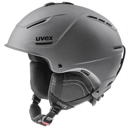 Uvex P1US - šedá metal