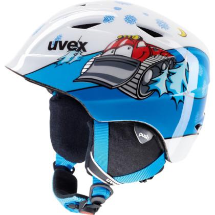 Uvex Airwing 2 - modrá rolba