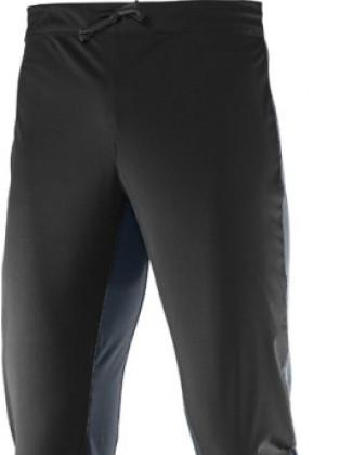 Salomon Equipe Softshell Pant M - černá