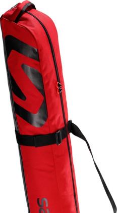 Salomon Extend 1Pair 165+20 Skibag - červená