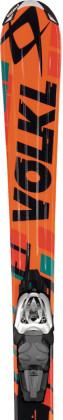 Völkl Junior Racetiger Red 130 - 160 cm + 3Motion 7.0