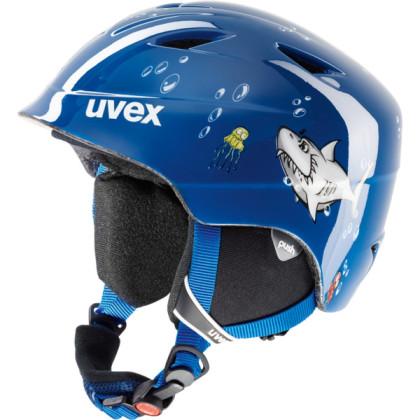 Uvex Airwing 2 - modrá žralok