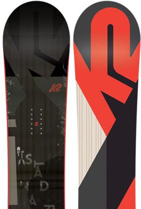 K2 Snowboarding Standard Wide