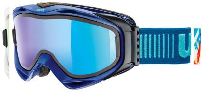 Uvex G.GL 300 TO - modrá
