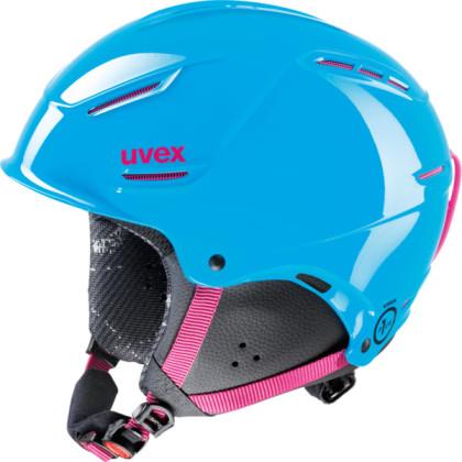 Uvex P1US junior - modrá