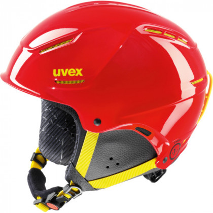 Uvex P1US junior - červená