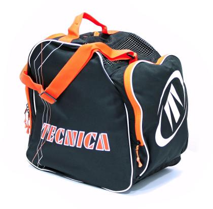 Tecnica Skiboot Bag Premium - černá/oranžová