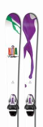 Fischer Koa 84 My Style + XTR 9 - testovací lyže