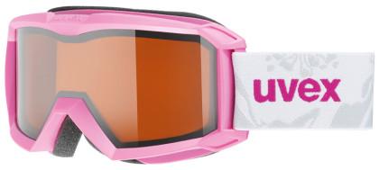 Uvex Flizz LG - růžová