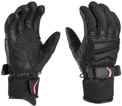 Leki Griffin Pro S black-black - černé