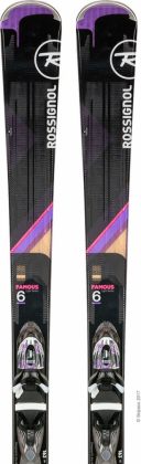 Rossignol Famous 6 + Xpress W 11
