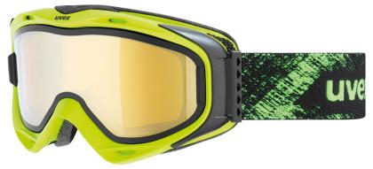 Uvex G.GL 300 TO - zelená