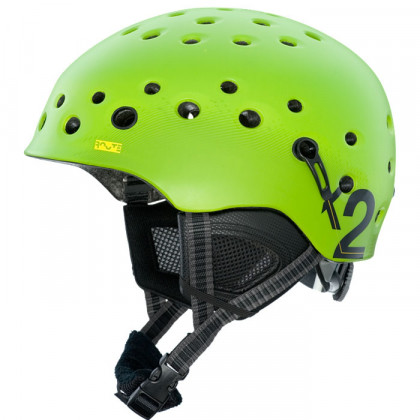 K2 Route - zelená