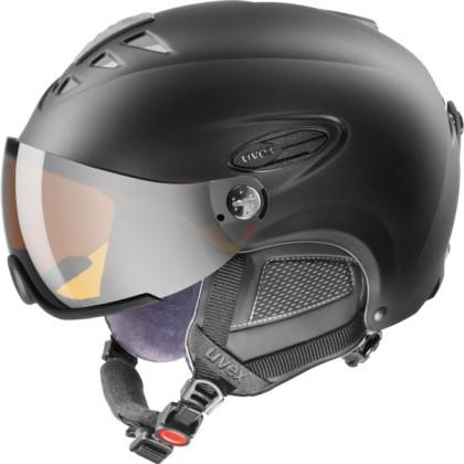 Uvex Hlmt 300 Visor - černá