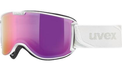Uvex Skyper LTM - bílá