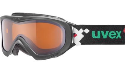 Uvex Wizzard DL - černá/pacman