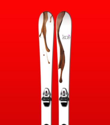 Fischer Koa 84 My Style 159 cm + X 11 wide 90