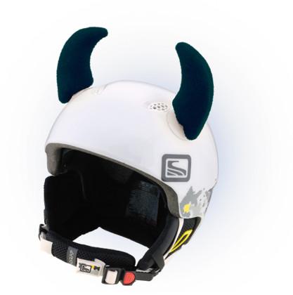 Revos Crazy Uši - Rohy černé velké