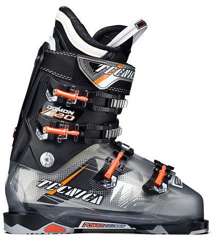 sportovní lyžařské boty Tecnica Demon 120