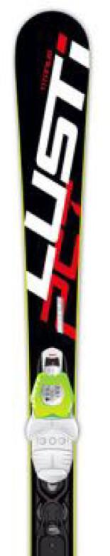 sportovní sjezdové lyže Lusti PCT