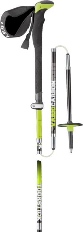 skialpové hole Leki Tour Stick Vario Carbon