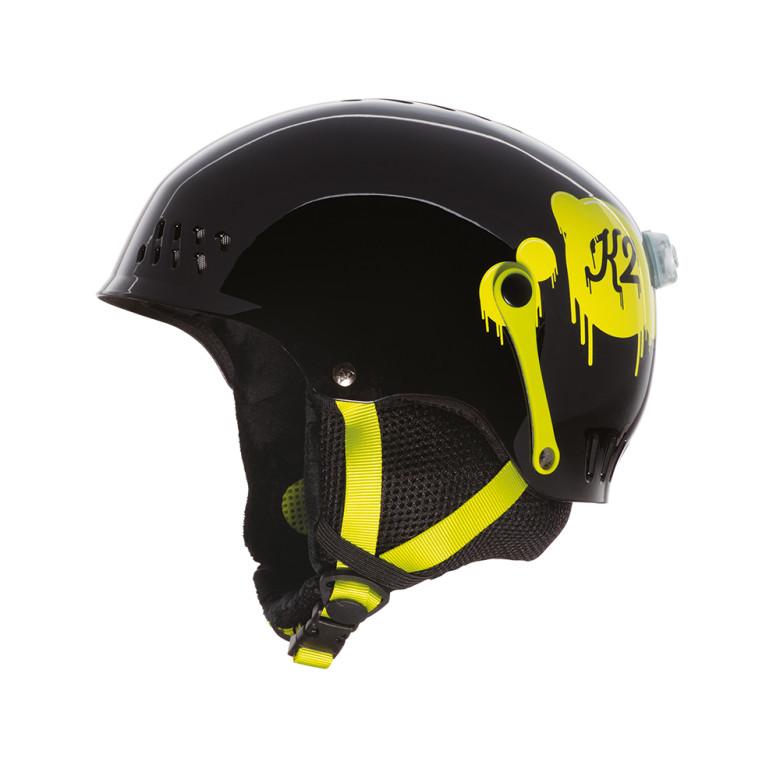 juniorská lyžařská helma K2 Entity