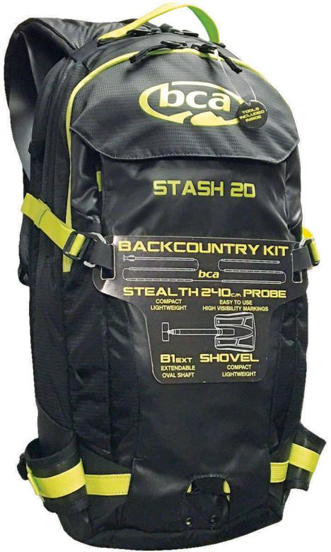 batoh BCA Stahs 20 Kit