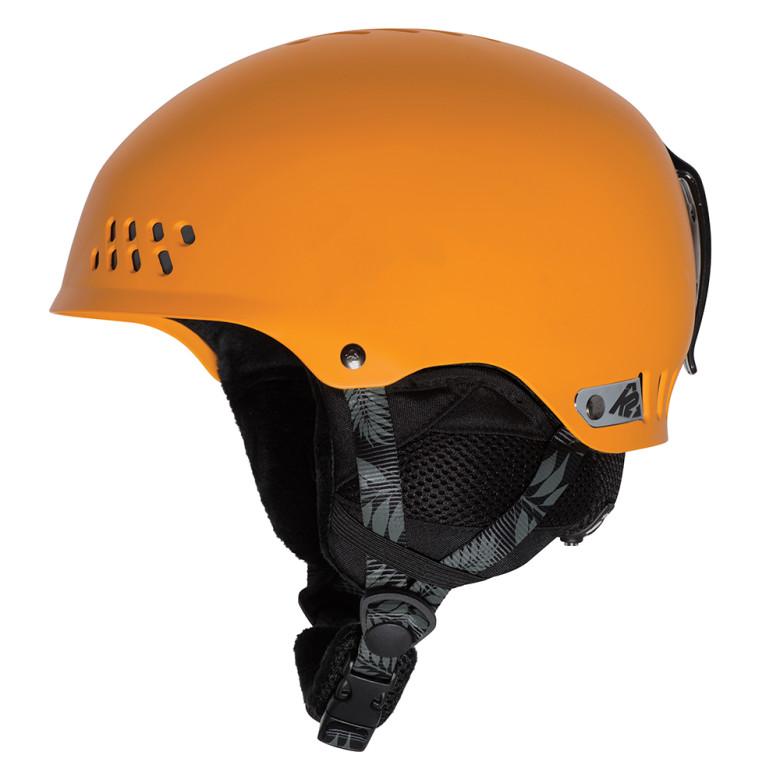 Lyžařská helma K2 Phase Pro oranžová