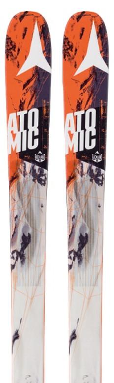 skialpové lyže atomic_BACKLAND_85