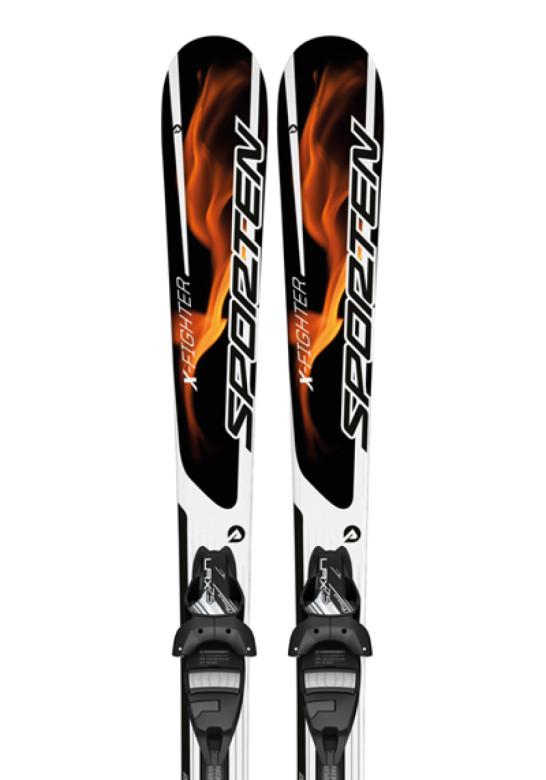 sjezdové lyže Sporten X-Fighter