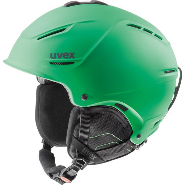 lyžařská helma Uvex P1us - zelená