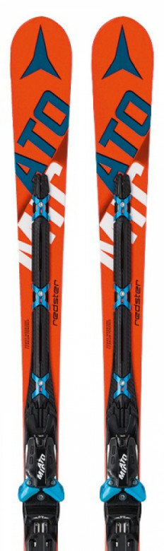 Závodní sjezdové lyže AtomicRedster Doubledeck 3.0 XT