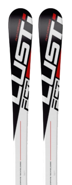 sjezdové lyže Lusti FCT