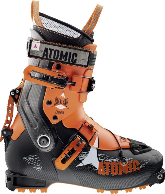 Skialpové boty AtomicBackland Carbon