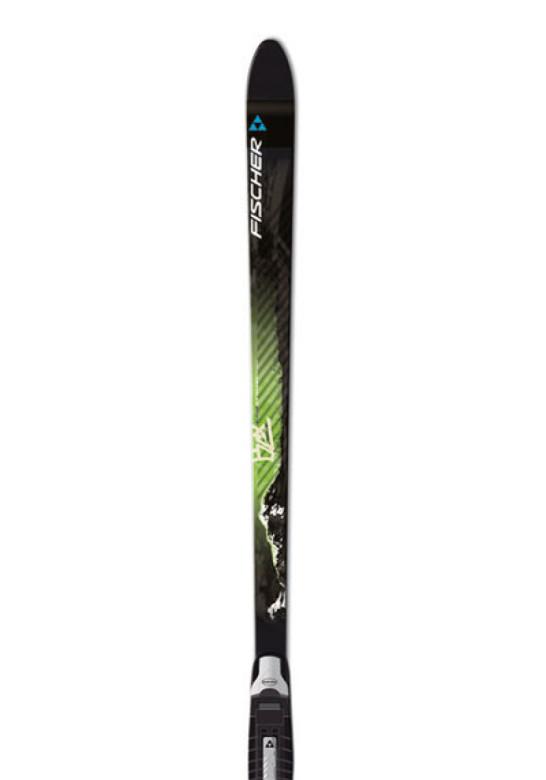 běžecké lyže Fischer E109 Crown Xtralite
