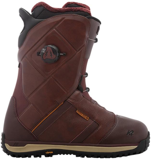Snowboardové boty K2 Maysis+.