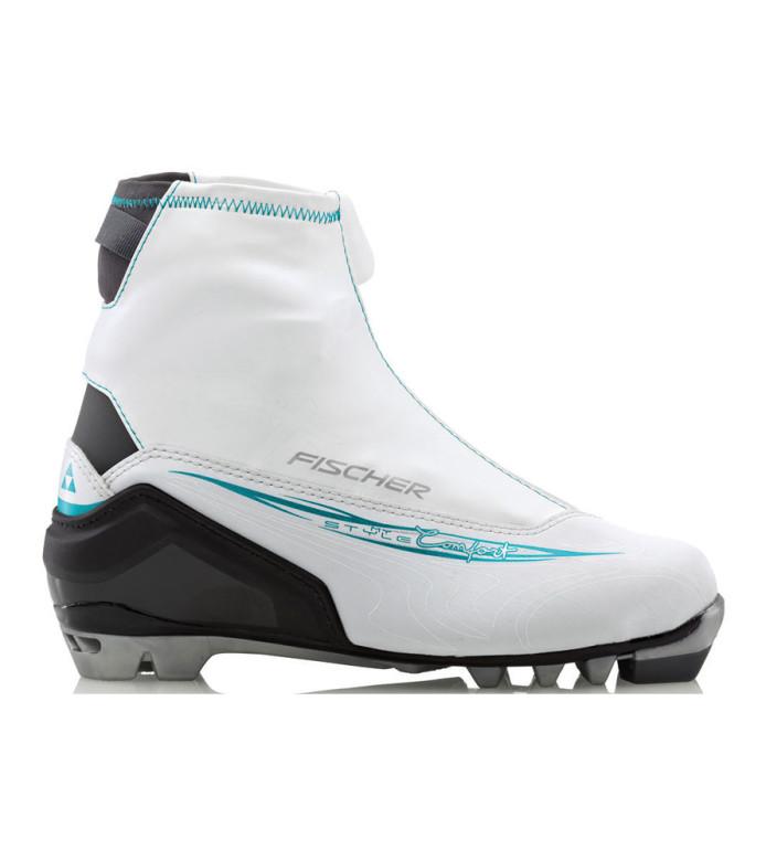 dámské běžecké boty Fischer XC Comfort My Style Petrol