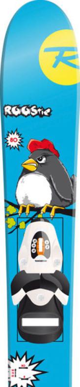 dětské sjezdové lyže Rossignol Roostie