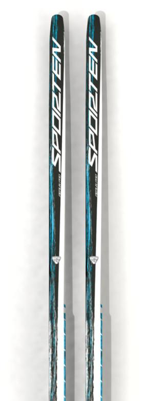 Turistické běžecké lyže Sporten Perun Pro