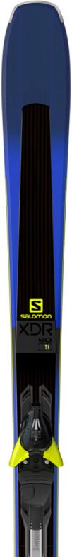 sportovní sjezdové lyže Salomon XDR 80 Ti