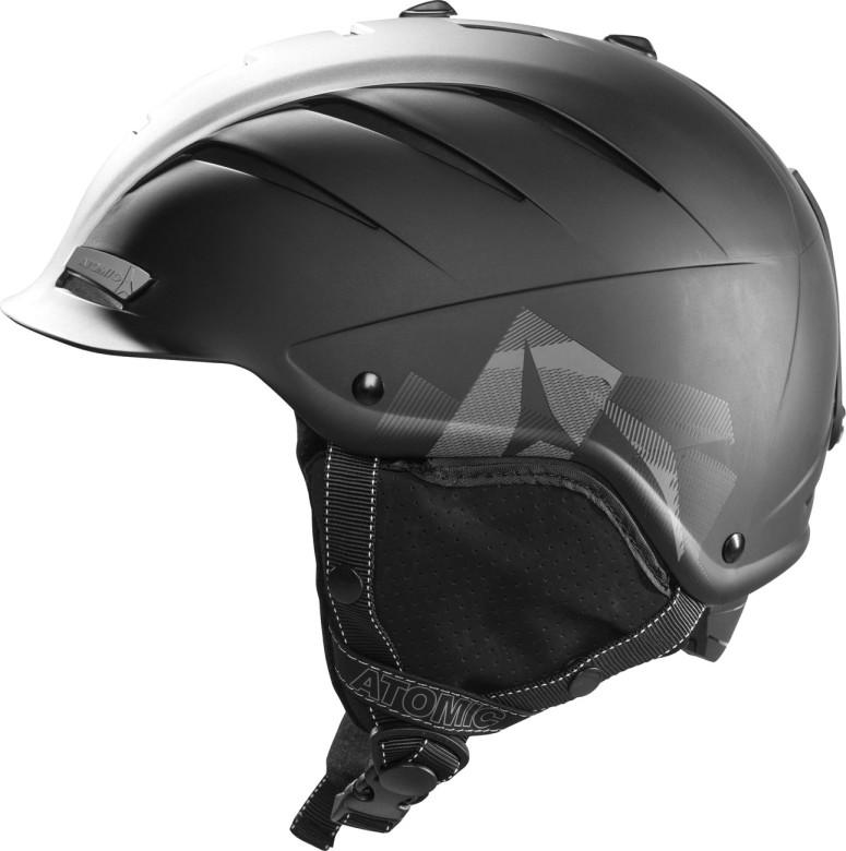 lyžařská helma Atomic Nomad černá