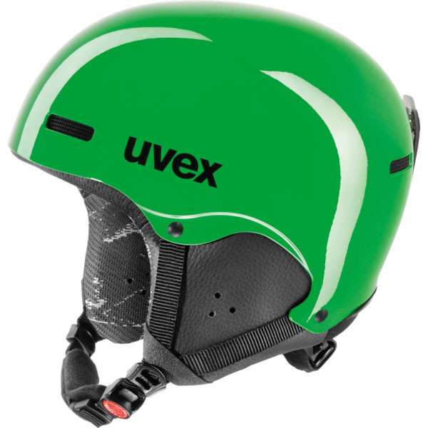 juniorská lyžařská helma Uvex Hlmt 5 Junior zelená
